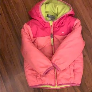 Girls Champion Coat Size 18M. (M 04638)